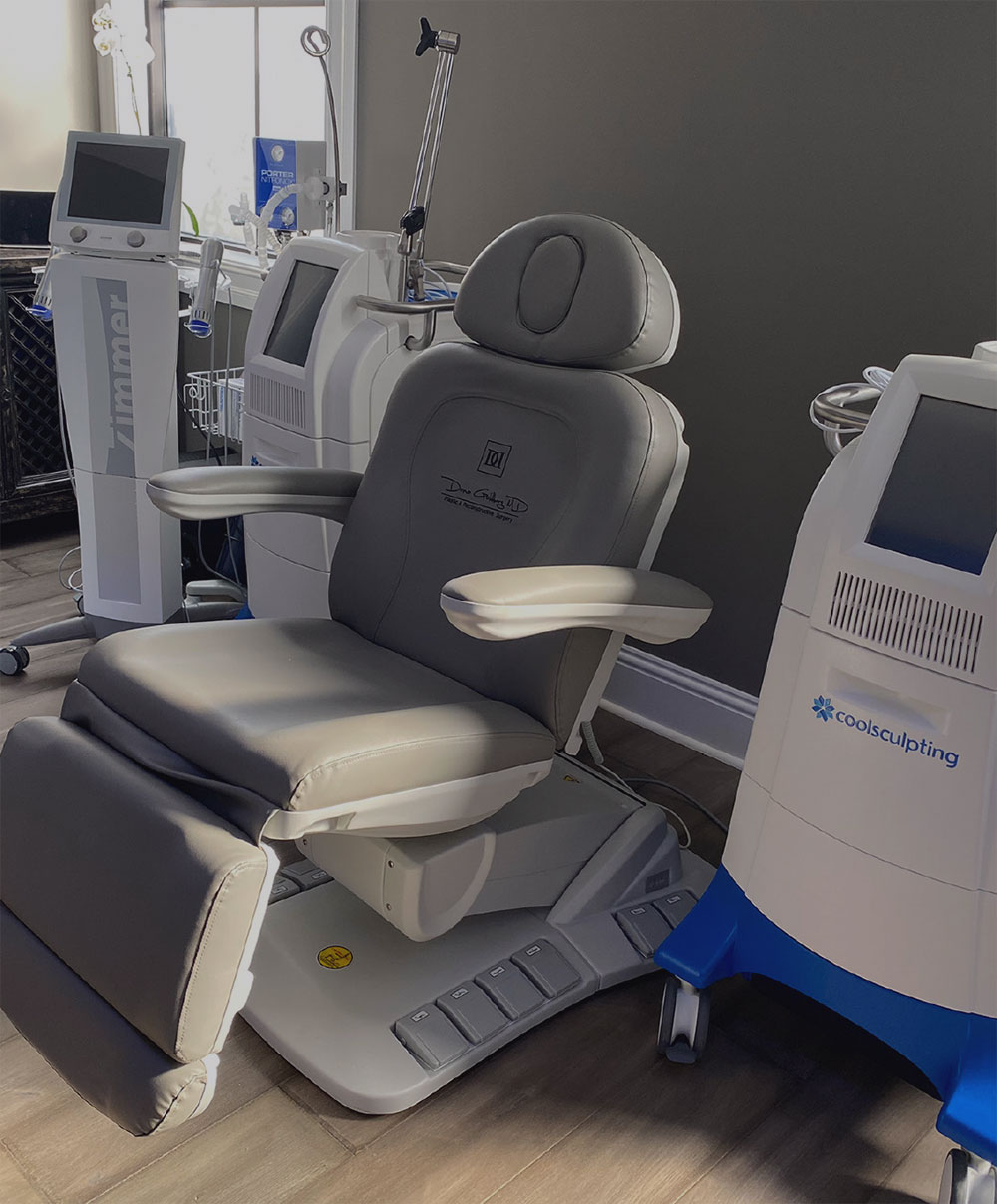 Dr Dana CoolSculpting Lounge